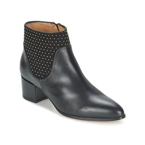 Fericelli TAMPUT Schwarz  Schuhe Low Boots Damen 127,20