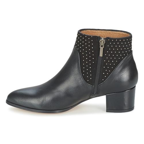 Fericelli TAMPUT Schwarz Schwarz Schwarz Schuhe Low Boots Damen 79,50 6cd734