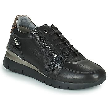 Schuhe Damen Sneaker Low Pikolinos CANTABRIA Schwarz