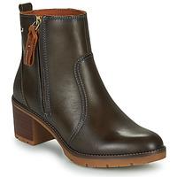 Schuhe Damen Low Boots Pikolinos LLANES Grau