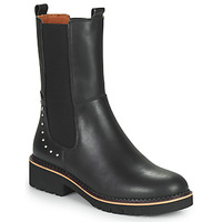 Schuhe Damen Boots Pikolinos VICAR Schwarz
