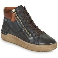 Schuhe Damen Sneaker High Pikolinos VITORIA Blau
