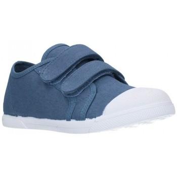 Schuhe Jungen Sneaker Low Batilas 86601 oceano Niño Celeste bleu