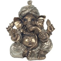 Home Statuetten und Figuren Signes Grimalt Sitzen Ganesh Dorado Dorado