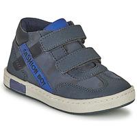 Schuhe Jungen Sneaker High Chicco CORFU Marine