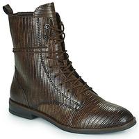 Schuhe Damen Boots Tamaris PEPIN Schwarz