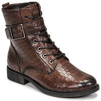Schuhe Damen Boots Tamaris HEARDE Braun