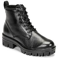 Schuhe Damen Boots Tamaris HOULI Schwarz