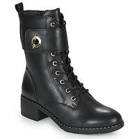 Schuhe Damen Low Boots Tamaris SEEDRE Schwarz / Gold