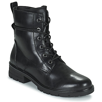 Schuhe Damen Low Boots Tamaris LOUNI Schwarz