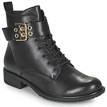 Schuhe Damen Boots Tamaris MOULIB Schwarz