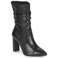 Schuhe Damen Klassische Stiefel Tamaris BRESSA Schwarz