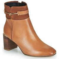 Schuhe Damen Low Boots Tamaris LOUIN Braun