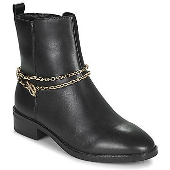 Schuhe Damen Boots Tamaris THOMA Schwarz / Gold