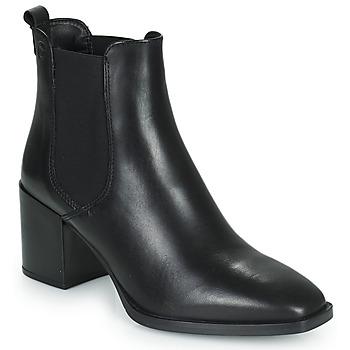 Schuhe Damen Low Boots Tamaris HAVAIL Schwarz