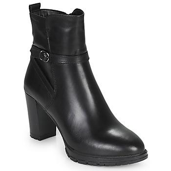 Schuhe Damen Low Boots Tamaris TETAS Schwarz