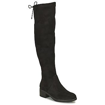 Schuhe Damen Klassische Stiefel Tamaris GUILIA Schwarz