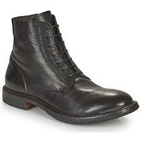 Schuhe Herren Boots Moma MINSK Schwarz