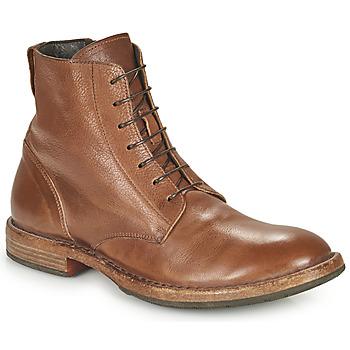 Schuhe Herren Boots Moma MINSK Braun