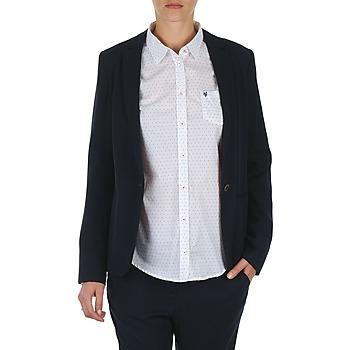 Kleidung Damen Jacken / Blazers Marc O'Polo CLOTHILDE Marine