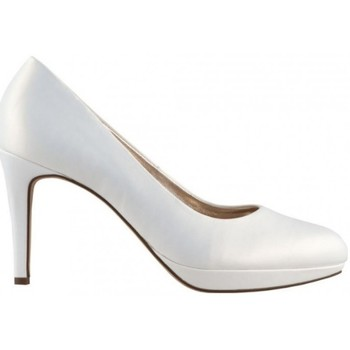 Schuhe Damen Pumps Högl STUDIO 80 0-128007 Weiss