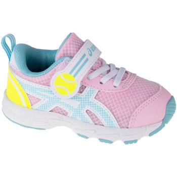 Schuhe Kinder Fitness / Training Asics Contend 6 TS School Yard Rose