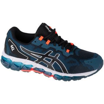 Schuhe Kinder Laufschuhe Asics Gel-Quantum 360 6 GS Blau