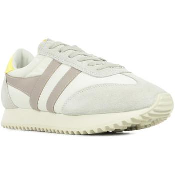 Schuhe Damen Sneaker Low Gola Boston 78 Grau