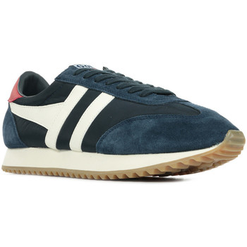 Schuhe Damen Sneaker Low Gola Boston 78 Blau