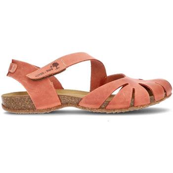 Schuhe Damen Sandalen / Sandaletten Interbios SANDALEN UNIVERSUM DACHZIEGEL
