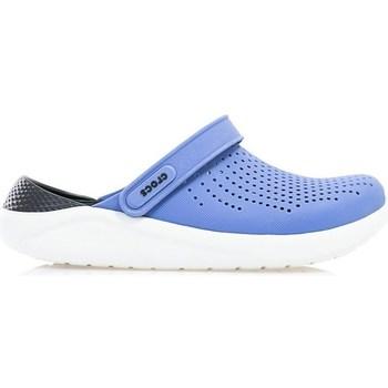 Schuhe Herren Pantoffel Crocs Literide Blau