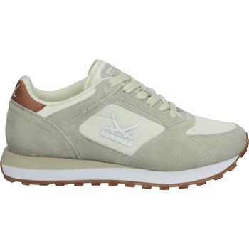 Schuhe Damen Sneaker Low Sansibar Sneaker Weiß