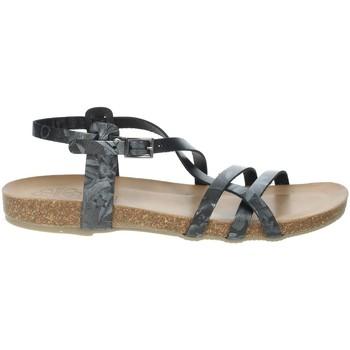 Schuhe Damen Sandalen / Sandaletten Porronet FI2615 Schwarz