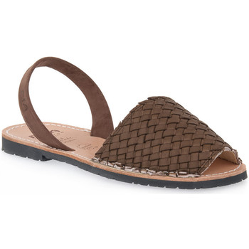 Schuhe Damen Sandalen / Sandaletten Rio Menorca RIA MENORCA CACAO 3054 Giallo