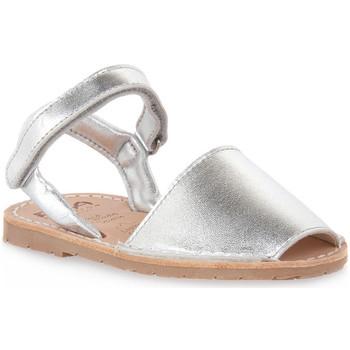 Schuhe Mädchen Sandalen / Sandaletten Rio Menorca RIA MENORCA METALIZADO PLATA Grigio