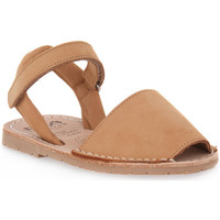 Schuhe Mädchen Sandalen / Sandaletten Rio Menorca RIA MENORCA CUERO NABOUK Marrone