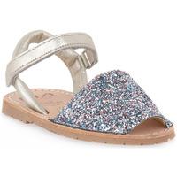 Schuhe Mädchen Sandalen / Sandaletten Rio Menorca RIA MENORCA  C39 GLITTER Grigio