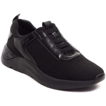 Schuhe Damen Sneaker Low Fluchos  Negro