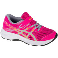 Schuhe Kinder Fitness / Training Asics Contend 6 PS Rose
