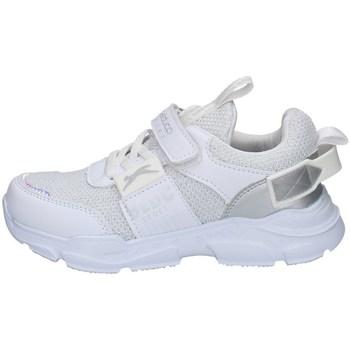 Schuhe Mädchen Sneaker Low Balducci BS2241 WEISS