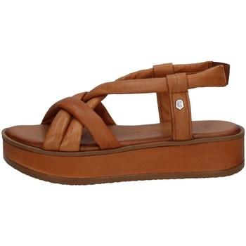Schuhe Damen Sandalen / Sandaletten Carmela 67837 Braun