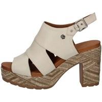 Schuhe Damen Sandalen / Sandaletten Carmela 67706 Blau