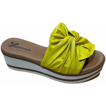 Schuhe Damen Pantoffel Susimoda SUSI1909sun nero