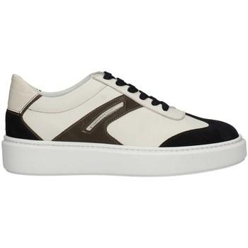 Schuhe Herren Sneaker Low Cristiano Gualtieri G09CRAZYPE21 BLAU GRÜN