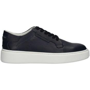 Schuhe Herren Sneaker Low Cristiano Gualtieri G12CRAZYPE21 BLAU