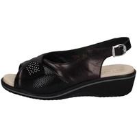 Schuhe Damen Sandalen / Sandaletten Susimoda 2908/14 SCHWARZ