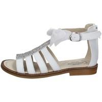 Schuhe Mädchen Sandalen / Sandaletten Balducci GULL1703 WEISS
