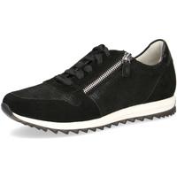 Schuhe Damen Sneaker Low Caprice Da.-Schnürer blackcomb (019)