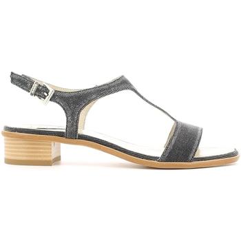 Schuhe Damen Sandalen / Sandaletten Keys 5409 Schwarz