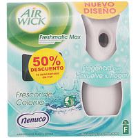 Home Kerzen, Diffusoren Air-Wick Freshmatic Ambientador Completo nenuco  250 ml